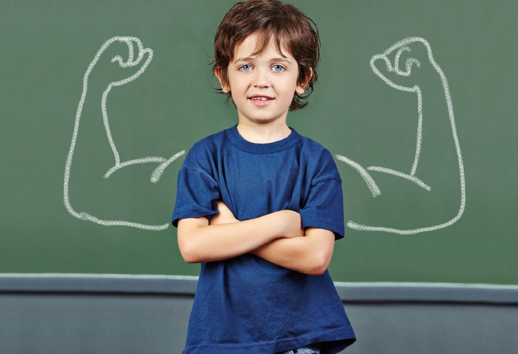 improve confidence in children