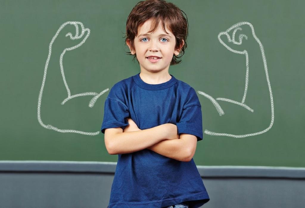 improve confidence in children