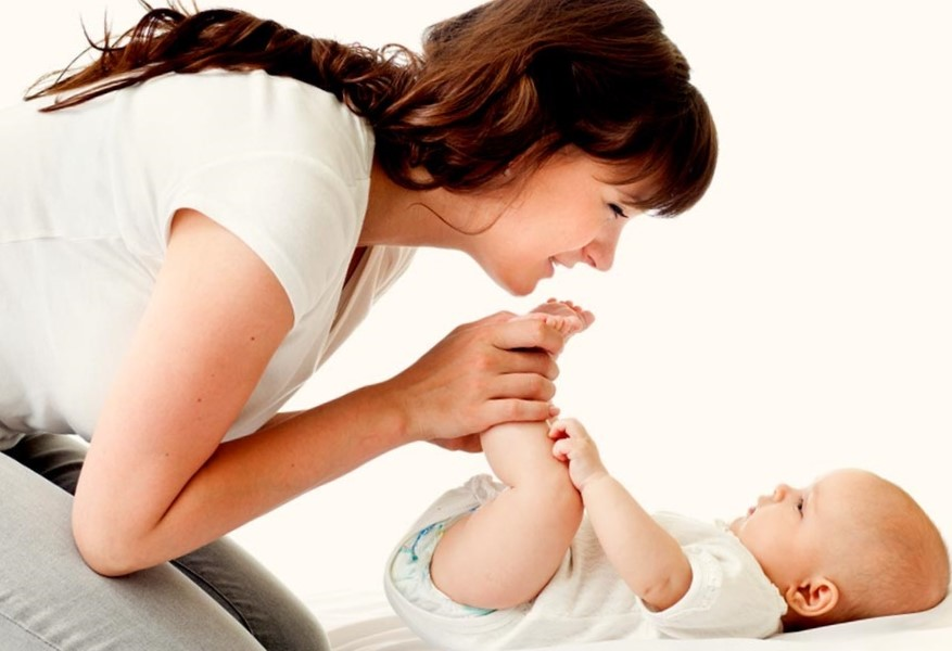 Caring for your baby at birth