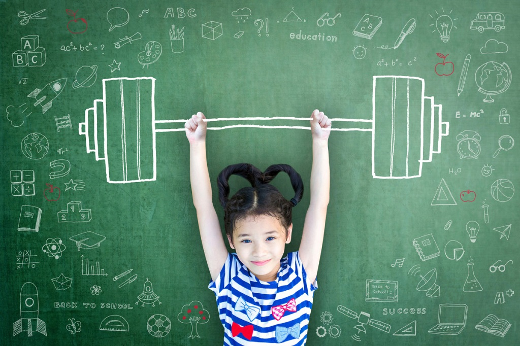 build self-esteem in a child